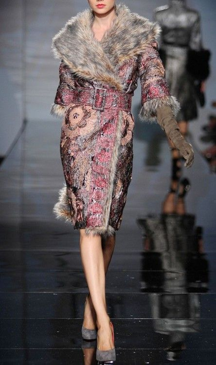 Fausto Sarli Haute Couture Fall Winter 2009/2010