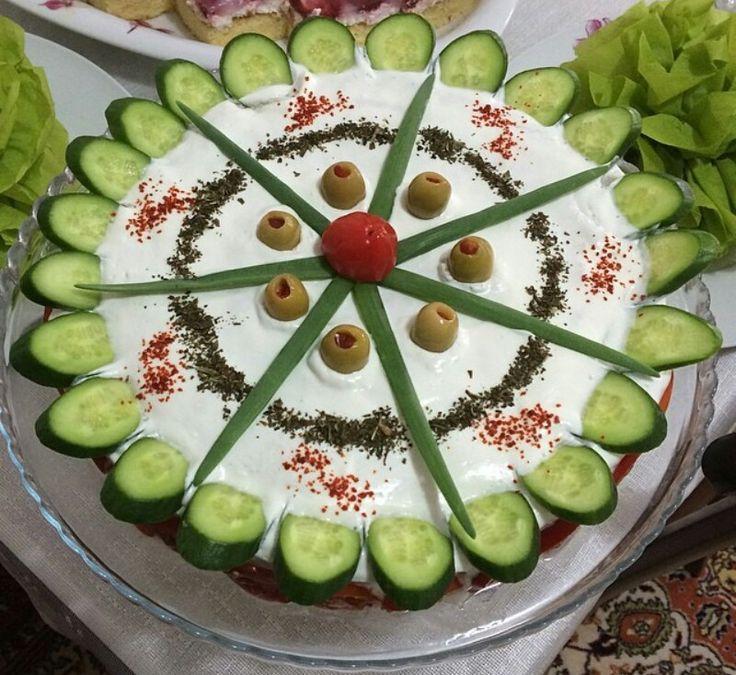 Alintidir sahane suslu adini sen koy salatasi