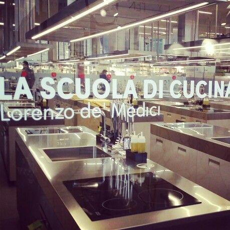 La scuola di cucina - Mercato Centrale Firenze