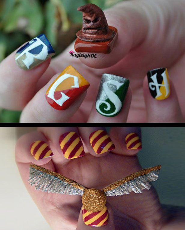 The Nerdy Nail Art of Kayleigh O'Connor - Mindhut - SparkNotes
