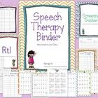 It doesn't matter if you are just starting out or seasoned veteran, being organized can be tricky.  This cute binder contains cover pages and resou...