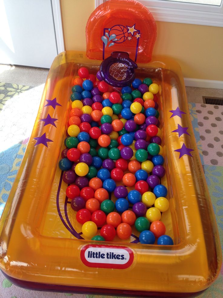 41 Best Images About Homemade Ball Pits On Pinterest