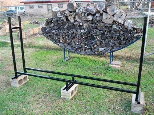 outdoor firewood racks 2
