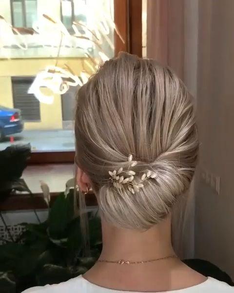 Stunning Bridal Hairstyles -  Stunning Bridal Hairstyles  - #bridal #giftcarddiy #hairstyles #makeuptutorialforbeginners #makeuptutorialvideo #stunning