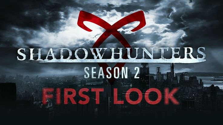 EXCLUSIVE! WATCH THE FIRST EVER SHADOWHUNTERS SEASON 2 TRAILER RIGHT NOW!
