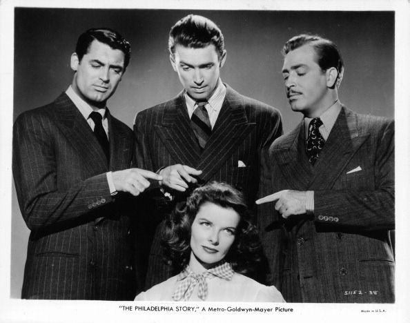 31 Black & White films you should see. Pretty good list. Several are missing but if you have to narrow it down to 31 you could do a lot worse. - The Philadelphia Story (1940)