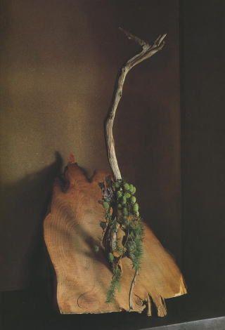 Ikebana by Toshiro Kawabe