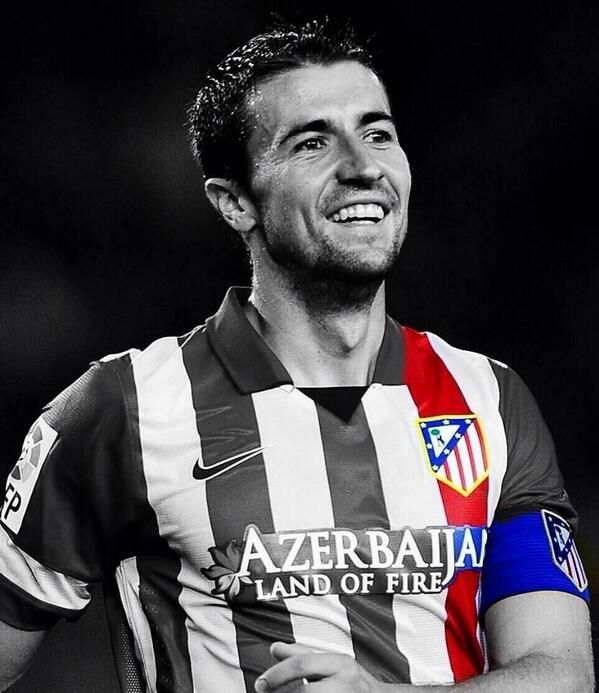 Gabi Atletico Madrid