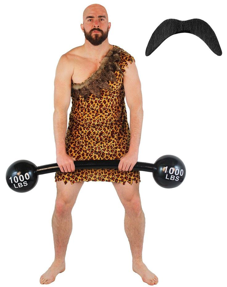 Mens Strongman 1920's 1940's Circus Weightlifter Leopard Fancy Dress Costume | eBay