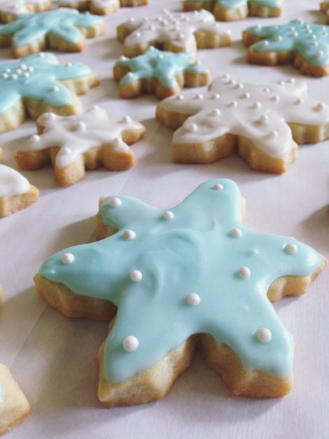 The BEST Soft Sugar Cookie Recipe - frosted with Buttercream Icing!
