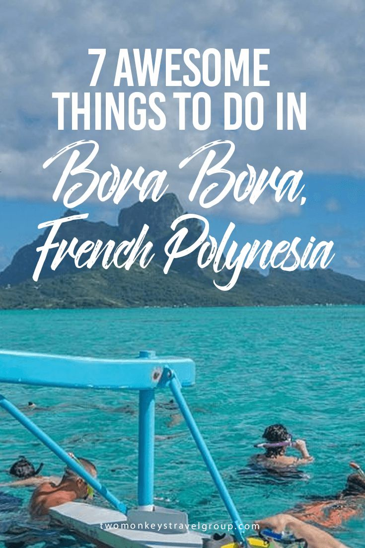 7 Awesome Things To Do In Bora