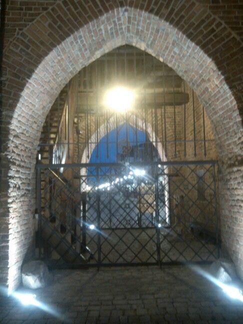 Wejście do Bramy Targowej