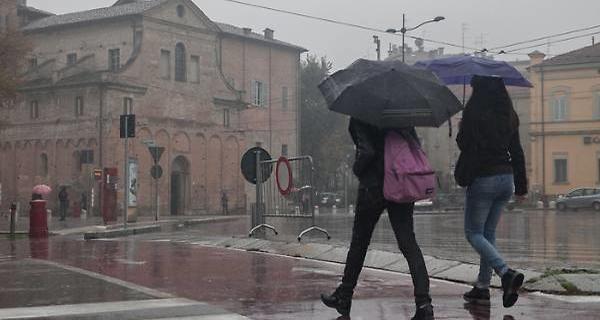 Maltempo allerta in particolare a Parma e Piacenza - Gazzetta di Parma
