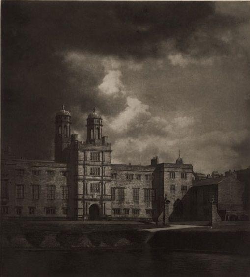 arcadiainteriorana:  Stoneyhurst James Craig Annan (Scottish, 1864-1946)Photogravure, 24 x 27 cm, 1908.
