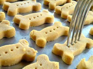 Pumpkin Dog Biscuits Recipe