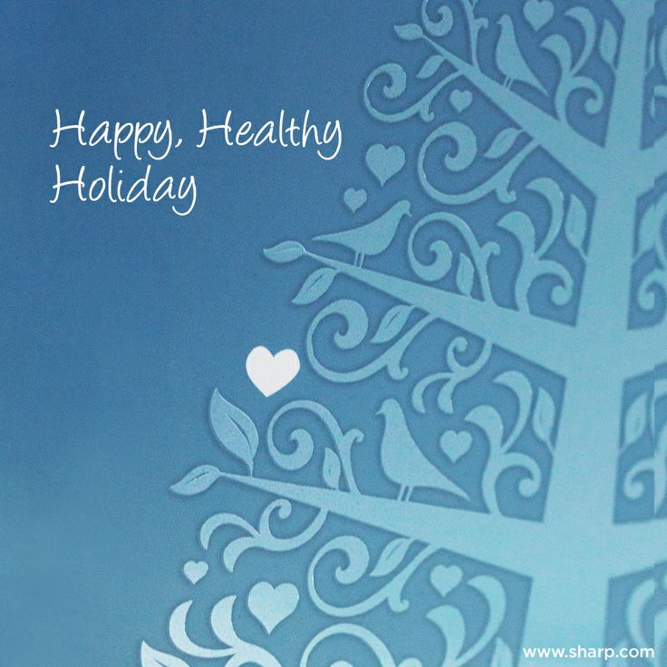 Sharp HealthCare wishes you a happy, healthy holiday season. #sharphealthcare #holiday #holidaycard