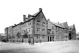 The Hull House was established by Jane Addams in 1889. This was a settlement house opened its doors and provided more than a shelter to the poor immigrants.This also allowed them to socialize with society.