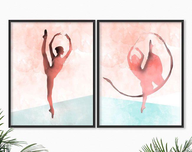 Ballet Wall Art best 25+ ballet decor ideas on pinterest | ballet crafts, ballet