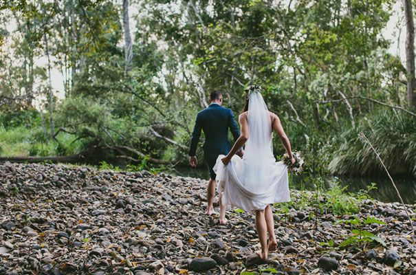 SOPH + PETE's WEDDING. Featured on Hello May Images by We Are The Tsudons