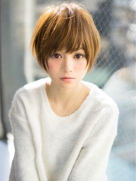 AFLOAT JAPAN アフロート ジャパン 【真木よう子さん風】浮遊感のある小顔愛されショートヘア