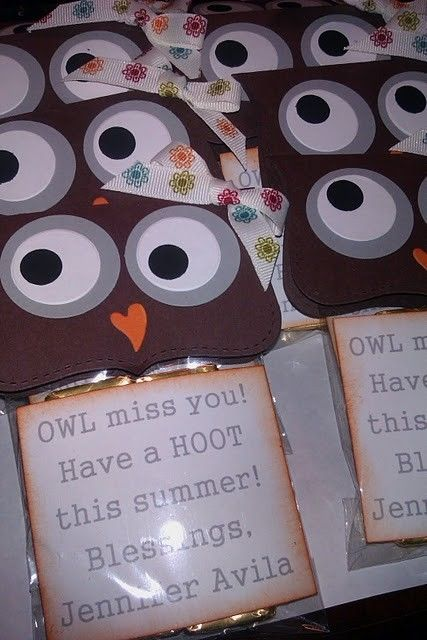 end of the year  owl n hoot