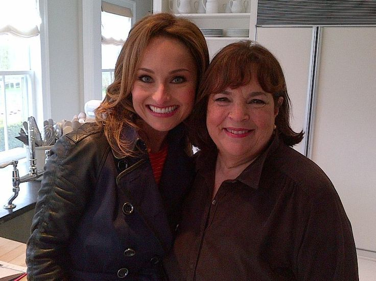 My Two Favorite Chefs From Food Network Cooking Channel Giada De Lauiis Ina Garten