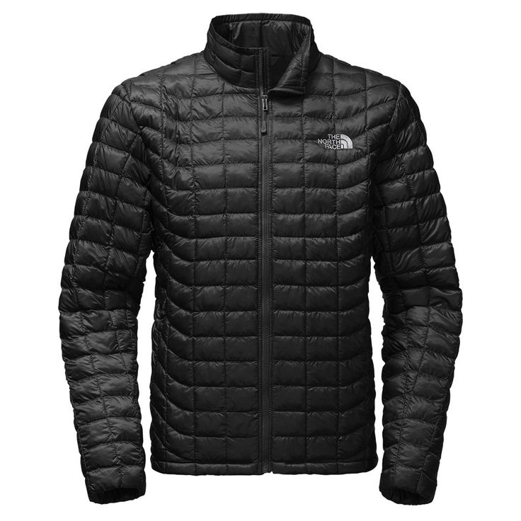 Men's Thermoball Jacket in TNF Black by The North Face