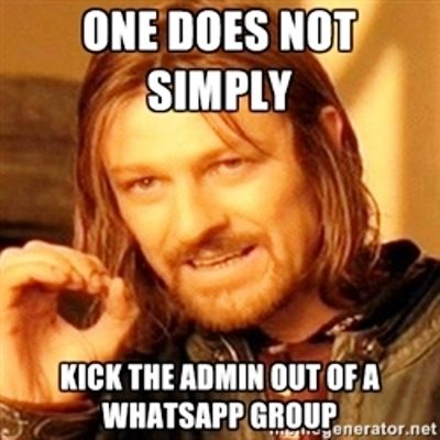 10 Cool Superb Group Admin Jokes, Trolls, Funny Status For WhatsApp, Facebook