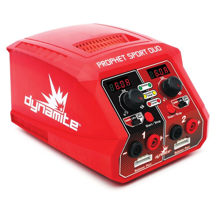 Prophet Sport Duo 50W x 2 AC Battery Charger US (DYNC2025