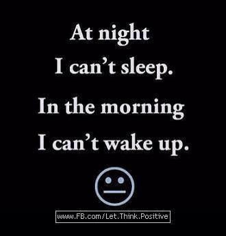 Narcolepsy does this!! -I sleep eat and have restless legs when I should be getting restful sleep... I can't wake up and even when I wake up at 1:00 pm it's only bc my alarm wakes me up...-