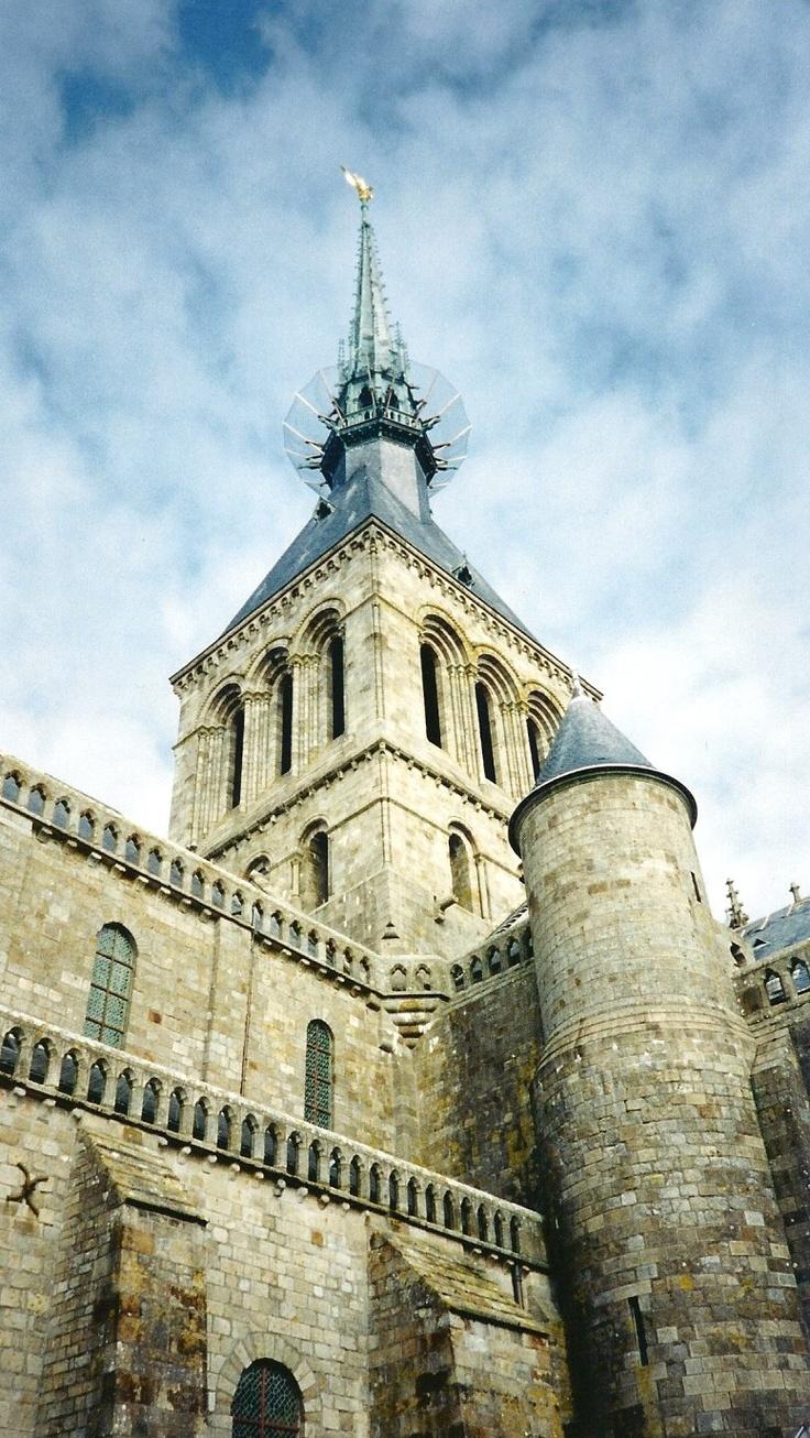 Mont Saint Michel  photo by: Marcela Sada