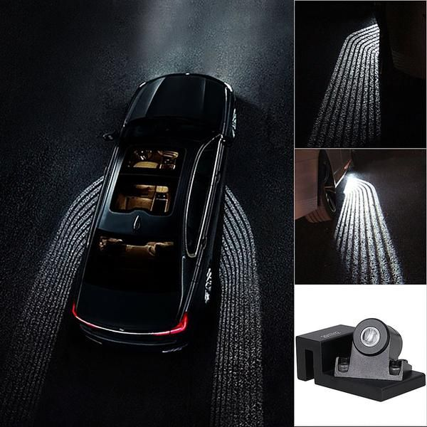 Car Led Welcome Ghost Shadow Courtesy Angel Wing Projector Light Led Factory Mart Car Accessories Car Car Angel