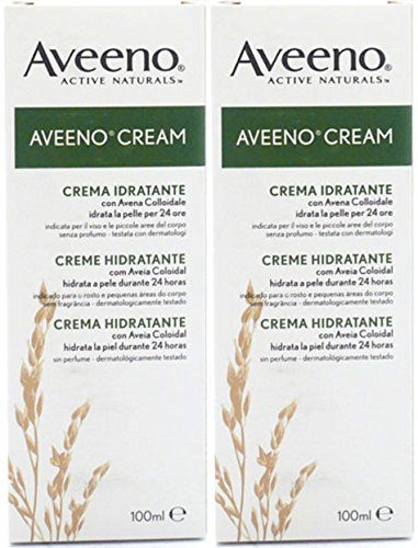 x2 Aveeno Cream Active Naturals Hydrate for Dry and Sensitive Skin 100ml - http://best-anti-aging-products.co.uk/product/x2-aveeno-cream-active-naturals-hydrate-for-dry-and-sensitive-skin-100ml/