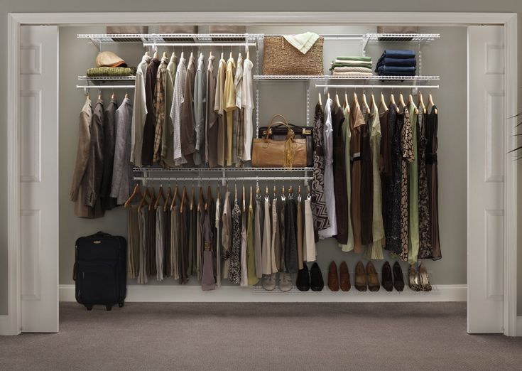 100 Best Closet Organizer Ideas Sets Bedroom Iron Metal Wooden Images On Pinterest