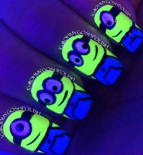 17 Best Images About Neon {glow-in-the-dark} On Pinterest