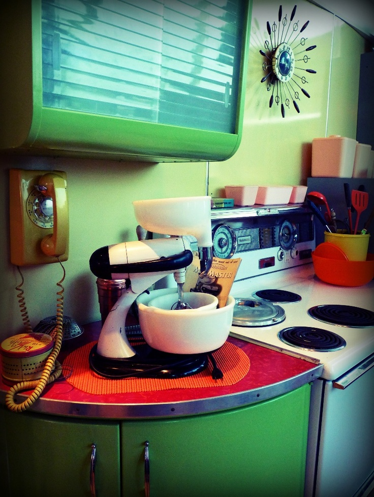 A Kitchen Model At The Doo Wop Experience In Wildwood NJ