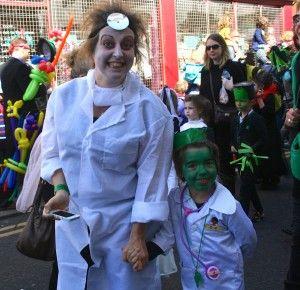 Parade, Festival, Dressing Up