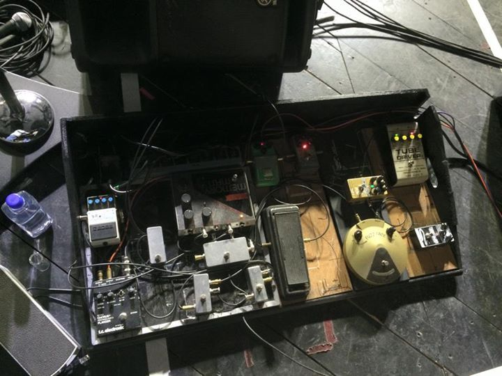 Eric Johnson Pedalboard Pedal Boards Pinterest Eric