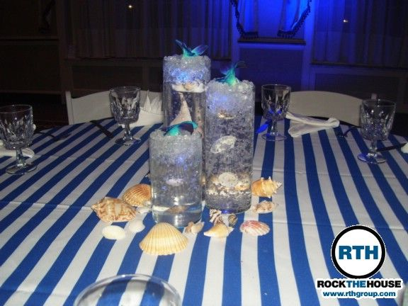 Cruise Ship Party Decorations Fitbudhacom - Cruise ship centerpieces