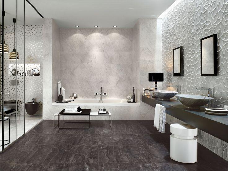 Bistrot - #Infinity #Pietrasanta #Wall #Floor #Tile #Bathroom