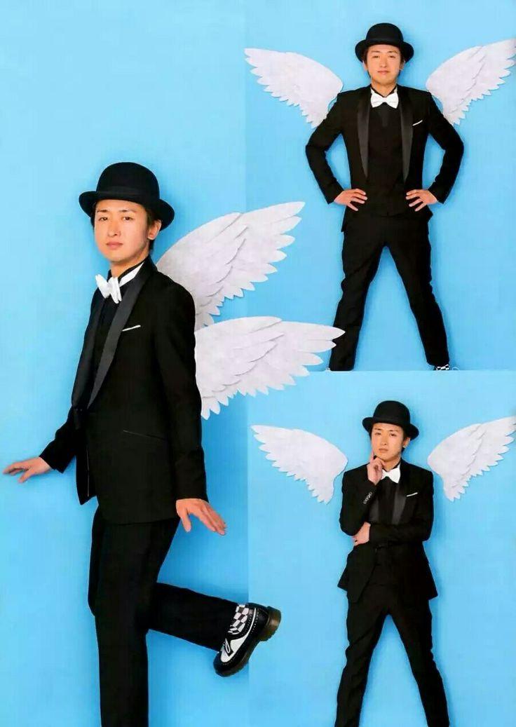 天使な死神くんの大野智 嵐 Ohno Satoshi