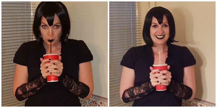 #cosplay #costumes #mavis #hoteltransylvania #dressup #purplenotblue #gardenofmana                             Character: Mavis        Appearance: Hotel Transylvania 2 Costume/Model: Raven Danger