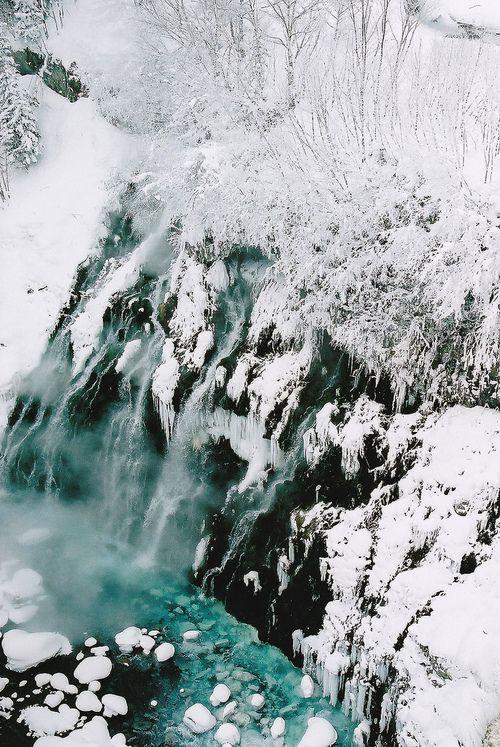 Hokkaido hot springs