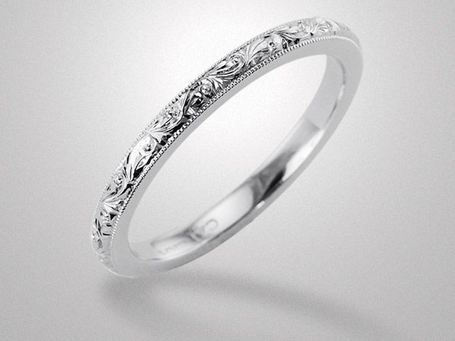 Victor Canera engraved band