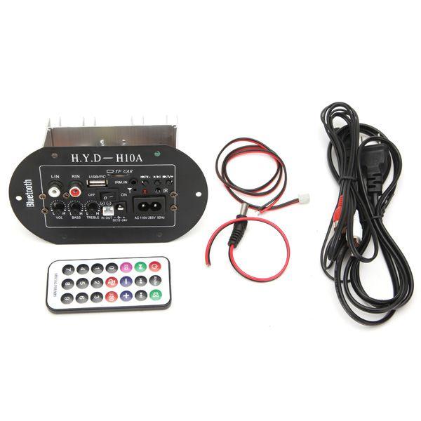 220V 12V 24V Subwoofer Decoder Board Amplifier Board Stereo Speaker Motherboard