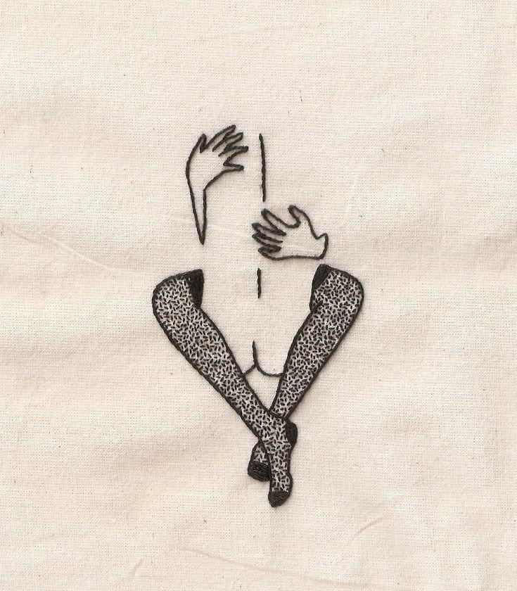 """Da flor ao """"f*da-se"""": bordados e bastidores substituem quadros na decoração - UOL Estilo de vida"""