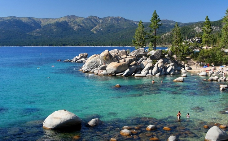 Lake Tahoe-California