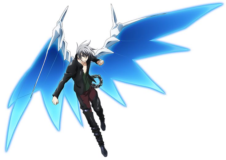 Vali Lucifer from High School DxD NEW