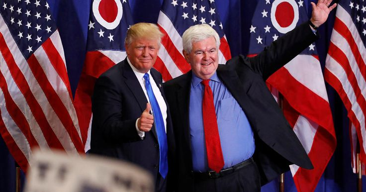 A two-timing trio - Trump, Gingrich, and Giuliani - are admitted adulterers who want to talk about Bill Clinton's infidelities. That's bonkers.