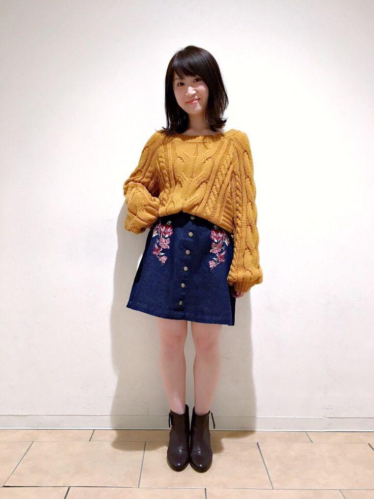 【池袋店】NEW!台形スカート♡